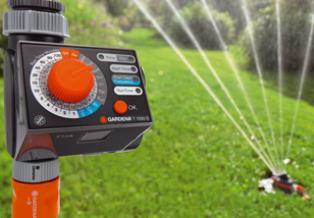Контроллер для полива растений