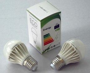 LED лампочки