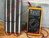 Термоэлектричество от горячих труб