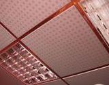 Характеристики современных кассетных потолков