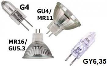 Какие галогенные лампочки меньше потребляют электричества