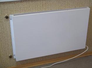 Использование электроэнергии для отопления в загородной даче
