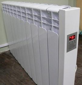 Безжидкостные радиаторы отопления