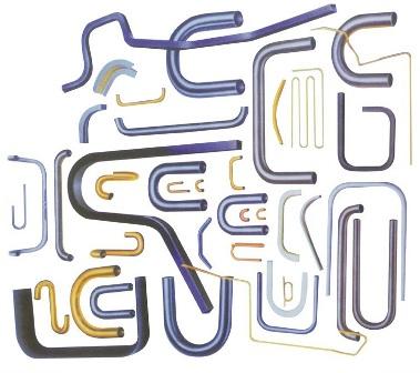 Примеры гнутых труб