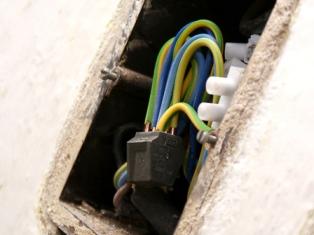 Капитальный ремонт электропроводки