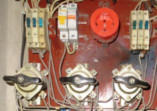 Диагностика состояния электрического щита