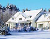 Подготовка загородного дома к зиме