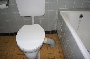 Фановая труба для вентиляции туалета