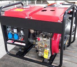 Дизельный электрический генератор