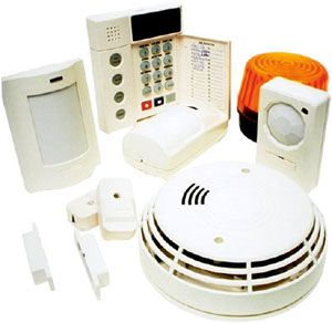 Оборудование современных систем сигнализации