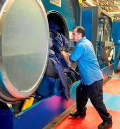 самая большая стиральная машина (автомат)