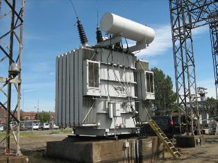 Силовой трансформатор для электрических сетей