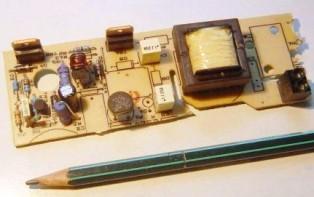 Трансформатор для электронных схем