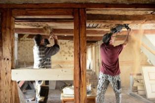 Демонтаж при ремонте в доме