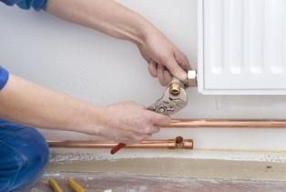 подключения радиатора отопления