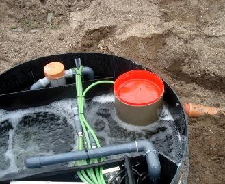септик для домашней канализации