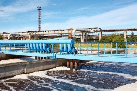 завод - опреснитель воды