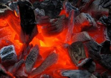 Отопление углем