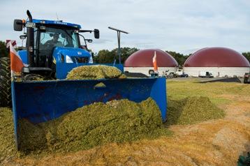 использование биогаза в фермерском хозяйстве