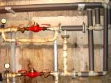 Схемы подключения потребителей к тепловым сетям и схемы разводки трубопроводов