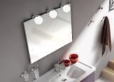 Зеркало с подсветкой для ванной и особенность его установки
