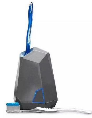 Стакан для хранения зубных щеток с дезинфекцией