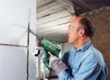 Монтаж электропроводки квартиры: штробление стен