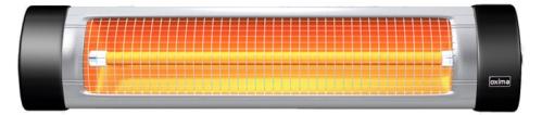 конструкция типового инфракрасного обогревателя
