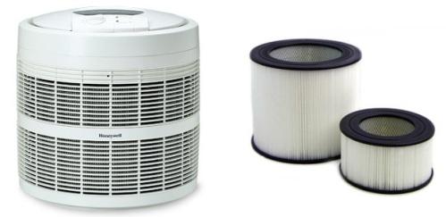 очистители воздуха с многоступенчатой системой фильтрации
