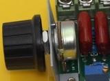 Регулятор оборотов двигателя электроинструмента - схема и принцип работы