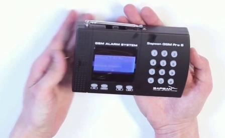 GSM Сигнализация Sapsan