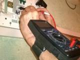 Держатель мультиметра на руке