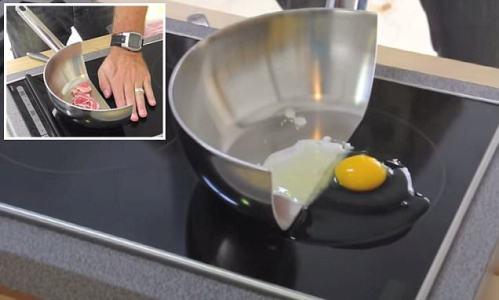 Индукционная плита и ее использование