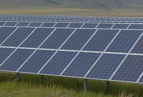 Солнечные электростанции на гетероструктурных модулях