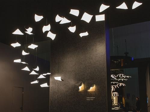 Динамическое освещение с OLED модулями его применение