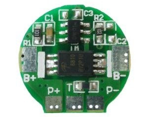 Контроллер заряда-разряда